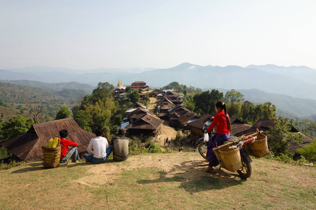 Exploring the Mountain Villages of Northern Shan State, Myanmar